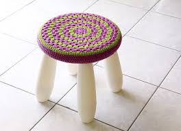 Ikea Bar Stool Covers Best 25 Stool Covers Ideas On Pinterest Stool Cover Crochet