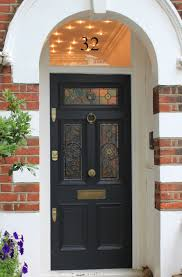 Black Front Door Ideas Pictures Remodel And Decor by Fantastic Edwardian Front Door D70 About Remodel Amazing Small