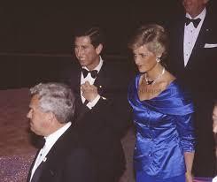 Prince Charles Princess Diana Australia Royal Tour 1988 Prince Charles U0026 Princess Diana Attend