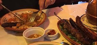 cuisine berbere restaurant la ferme bernard à 05
