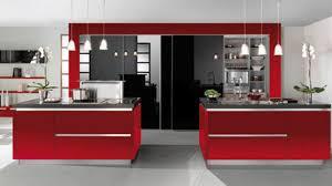 cuisine avec ilot table impressionnant idée de cuisine avec ilot central et idee cuisine