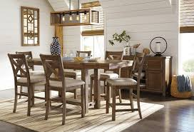 High Dining Room Tables And Chairs by Moriville Counter Height Dining Room Set Casual Dining Sets