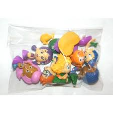 guppie cake toppers guppy cake decorations nickelodeon guppies deluxe figure
