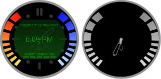 cool clock faces 6 cool watch faces for your android wear smartwatch