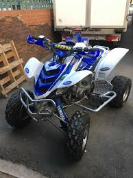 2010 yamaha raptor 660r road legal quad bike in huddersfield