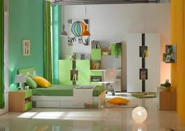 utilizing children bedroom furniture for a colorful décor home