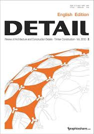 detail is the international professional journal for architecture