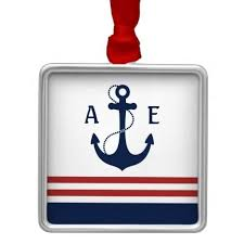 Christmas Ornaments With Initials 40 Best Navy Ornaments U0026 Keychains Images On Pinterest Navy Mom