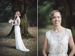 wedding dress ireland ballyvolane house wedding modern contemporary wedding