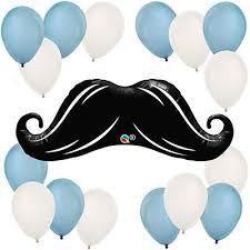 mustache baby shower mustache baby shower balloon kit bigdotofhappiness
