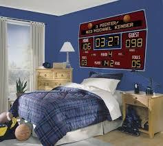 Basketball Room Decor 44 Best Okc Thunder Bedroom Images On Pinterest Basketball Room