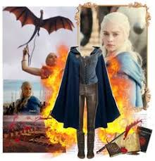 Game Thrones Halloween Costumes Daenerys Daenerys Targaryen Costume Season 7 Game Thrones Cosplay