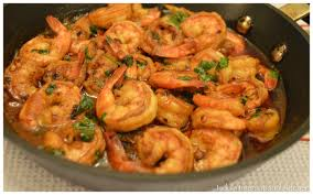 around the world 1 gambas al pil pil sizzling shrimp with
