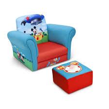 kids sofa chair and ottoman set zebra centerfieldbar com