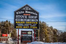 white mountain stove home