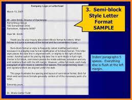 7 how to make business letter block format villeneuveloubet