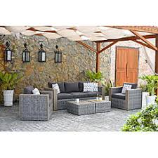 casual seating sets gray kmart