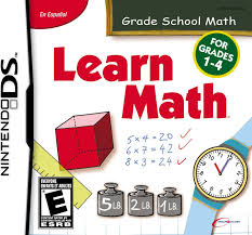 amazon com learn math nintendo ds artist not provided video games