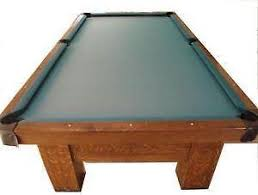 brunswick mission pool table brunswick pool table ebay