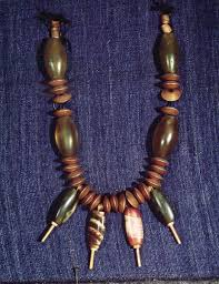 necklace from mohenjo daro indus valley pakistan indian