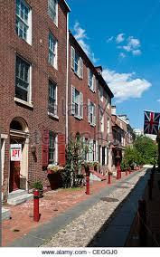 Elfreth S Alley by Elfreths Alley In Philadelphia Usa Stock Photos U0026 Elfreths Alley
