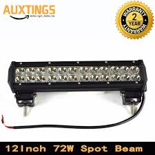 12v led light bar free shipping 12 inch 72w combo beam offroad led light bar 12v led