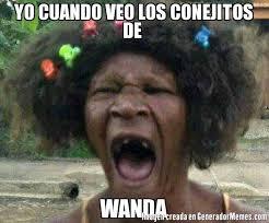 Wanda Meme - yo cuando veo los conejitos de wanda meme de qye cukoa imagenes