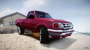 Ford Ranger Truck Mods - ranger for gta 4