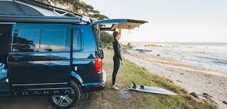 camper van luxury australian campervans and motorhomes trakka
