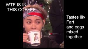 Ellen Meme - bts video meme taeyhyung being a meme on ellen youtube