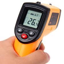 thermometre cuisine laser nouveau numérique infrarouge thermomètre professionnel sans contact