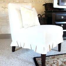 armless chair slipcovers armless chair slipcover room chair slipcovers sure fit recliner