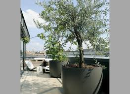 plant large flower pots stunning black outdoor planters another