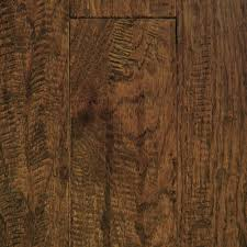 Inch Engineered Hardwood Flooring 5 Inch Hickory Provincial Hand Sculpted 1 2 Inch Engineered