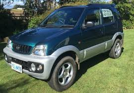 Daihatsu Suv Daihatsu Terios For Sale In Tasmania Gumtree Cars