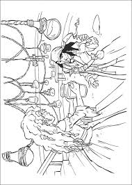 pirates caribbean coloring pages fablesfromthefriends