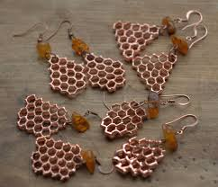 copper electroforming beautiful jewelry made from objects using electroforming