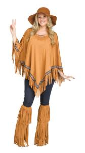 90 halloween costumes suede look poncho assortment halloween