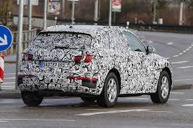 Audi Q5 Next Generation - next gen audi q5 prototype spy shots gtspirit