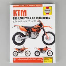 haynes ktm motocross u0026 enduro repair manual search by model
