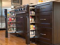 Spice Racks For Kitchen Cabinets Product Details Pull Out Filler Spice Rack Aura Cabinetry