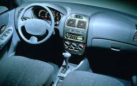 Hyundai Accent Interior Dimensions Used 2000 Hyundai Accent For Sale Pricing U0026 Features Edmunds