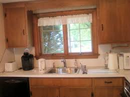 Cape Cod Kitchen Curtains by Cape Cod Design Ideas Dark Brown Curtains White Wooden Ceiling