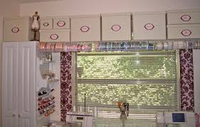 Shabby Chic Craft Room by Craft Room Tour The Polka Dot Closet Craft Storage Ideas