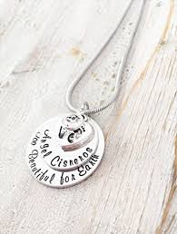 infant loss gifts infant loss baby memorial jewelry necklace and