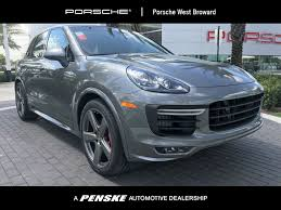 Porsche Cayenne Gts Specs - 2018 new porsche cayenne gts awd at porsche west broward serving