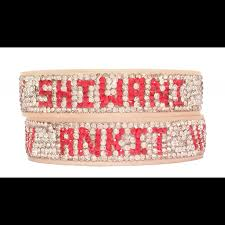 wedding chura with name wedding name bangles bridal name chura punjabi