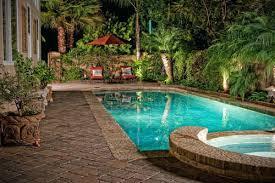 Backyard Swimming Pool Ideas Inground Pool Designs For Small Backyards Small Backyard Pool 2