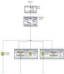 exterior lights lighting circuits