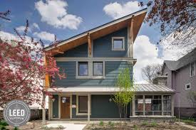 earning leed platinum by designing a home for health green home